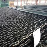 collegare d'acciaio dello schermo 65mn, utilizzato nell'estrazione mineraria, petrolio, industria chimica, medicina