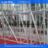 Échafaudage de Q345 48.3*3.5mm Ringlock pour le bâtiment