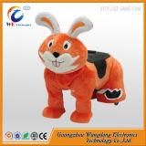 Conduite animale de jouet heureux de conduite de Wangdong chaude dans le centre commercial