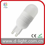 éclairage LED de 2.5W Small Ceramic 180 Degree G9