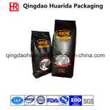 Мешок кофейного зерна кофеего Gusset пластичный упаковывая с конкурентоспособной ценой