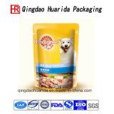Sacs de empaquetage faits sur commande d'aliments pour chiens de qualité