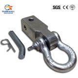 Приемник заминкы серии кудели покрытия порошка стальной с D-Ring
