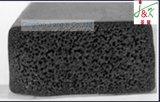 Éponge d'EPDM/cordon en caoutchouc solide pour Windows et des portes, véhicules, décoration