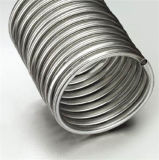 Tubulação 316 de aço inoxidável de CY 304 para o calefator solar