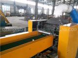 Máquina de estaca de borracha de pano do triturador da fibra Waste do cortador de pano