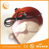 Calefator de tira da borracha do silicone do cilindro de aço de 60 galões