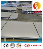 Hoja de acero suave en frío inoxidable de la placa de acero de ASTM 304