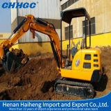 SaleのためのHjh18 Hydraulic 1.8t Crawler Excavator