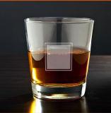 650ml無鉛ガラス水コップのゆとりのガラスデザートのコップ
