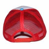 Напечатанный оптовой продажей шлем водителя грузовика сетки пены логоса