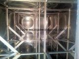 De Tank van het Water van Moldular van het Roestvrij staal van de Levering van de fabriek voor Drinkwater