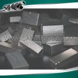 De diamant tipt Segment voor de Verwerking van de Steen (SG-0235)