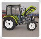 세륨 증명서를 가진 50HP 55HP 60HP 4WD 트랙터