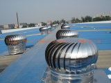 Industrial Roof Fan Energía sin cortes