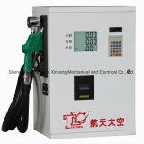 Distribuidor do combustível de um bocal e de uma bomba convenientes para a instalação e a entrega