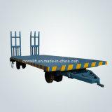 Carga pesada del cargamento pesado sin el carro de la remolque del coche de potencia
