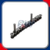Cadeia de rolo de pinos estendida (aplicada na linha de transporte do produto)