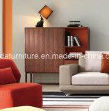 Module de salle de séjour de modèle moderne de qualité avec la patte en bois