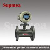 Mètres électromagnétiques d'écoulement d'eau de Supmea pour les eaux résiduaires