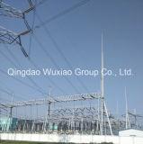 Конструкция стали подстанции поставкы электричества
