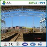 Construction en acier d'atelier d'entrepôt de structure de coût bas à vendre