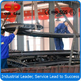 Kundenspezifische StahlU29 senkfußeinlage 20mnk