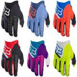 Свет - голубые off-Road перчатки мотоцикла перчаток Bike перчаток Pawtector (MAG116)