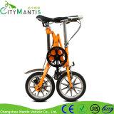 Скорость 14 дюймов одиночная одна секунда складывая миниый Bike