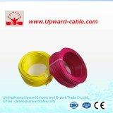 4mm2 PVCによって絶縁される銅の電線