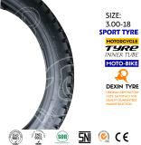 미국 타이어 기관자전차의 남쪽은 모터바이크 기관자전차 타이어 기관자전차 타이어 3.00-18를 분해한다