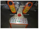 كهربائيّة [شفتلسّ] مطحنة لف حامل قفص يغضّن علبة آلة