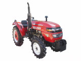 Shandong 중국에 있는 40HP 4WD Agricultural Machinery Mini Farm Tractors Made