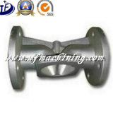 Carcaça de areia da venda do OEM/carcaça do ferro molde cinzento com processo de alumínio