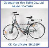 26 인치 정면 모터 도시 전기 자전거