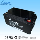 12V70ah/20hr Rechargeable Gel Solar Deep Cycle Battery