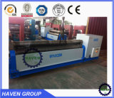 Máquina de rolamento famosa da placa de metal do rolo do tipo três de W11-4X2500 China