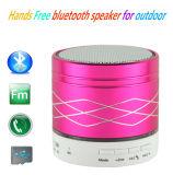 Heißer Verkauf übergibt freien mini drahtlosen Bluetooth Lautsprecher für freie Probe
