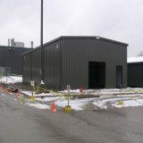 Stahlgebäude für industrielle Werkstatt