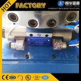 中国の製造業者の最もよい品質の携帯用高圧ホースのひだが付く機械