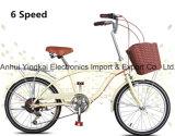 20 Zoll-Strand-Kreuzer, beiläufiges Fahrrad für Dame und Kinder (YK-BC-012)