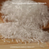 25kg Witte Kristal van Msg van het Glutamaat van de Zak van kraftpapier Monosodium (8-120mesh)