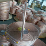 50 ' de Buis van het Koper van de Koeling van de Rol ASTM van de Pannekoek van de Lengte B280