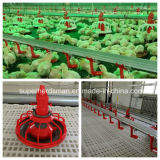 フルセットの自動家禽は肉焼き器の生産のための装置を収納する