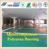 Cn-C03 rotolano facilmente la pavimentazione Monocomponent di Polyurea del rivestimento