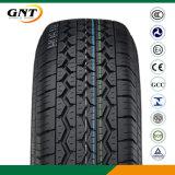 El neumático de la polimerización en cadena del neumático del vehículo de pasajeros consolida el neumático del coche (155R12C, 155R13C, 185R14C)