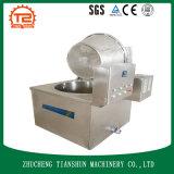 Halfautomatische Bradende Machine voor Voedsel/Groenten/Bal van Potatochips/van het Vlees/Kip tsbd-10