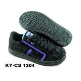 Chaussures faisantes de la planche à roulettes occasionnelles du sport des enfants les plus neufs avec le haut d'unité centrale et la semelle de Rb