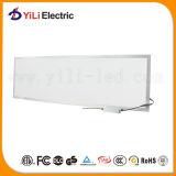 40W panneau en aluminium blanc d'éclairage LED du bâti 1200X300mm