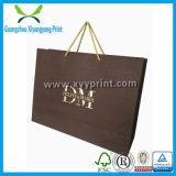 Изготовленный на заказ оптовая продажа хозяйственной сумки бумаги способа